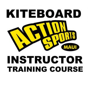 Kiteboard Instructor Training