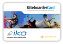 Kiteboarder Certification Cards